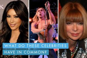 Celebrity Flip Phones