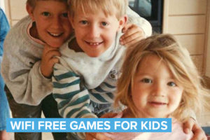 Free Wifi Games for Kids
