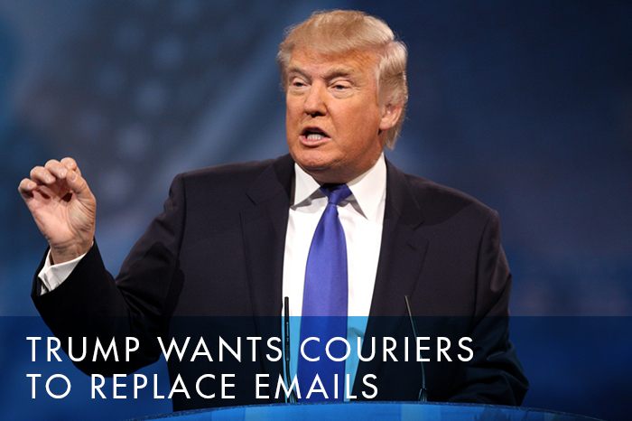 Trump Email Security