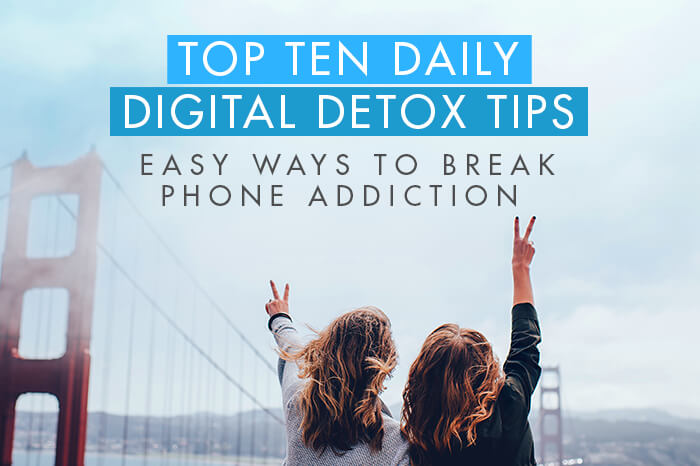 daily detox tips health lifestyle minimalist
