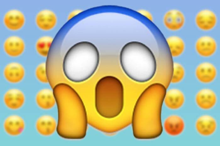 emoji home alone scream face variety