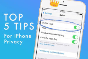 iphone privacy tips features security