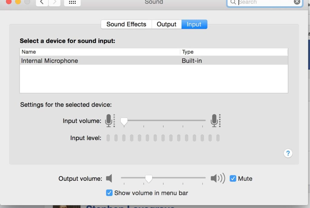 How To disable Microphone