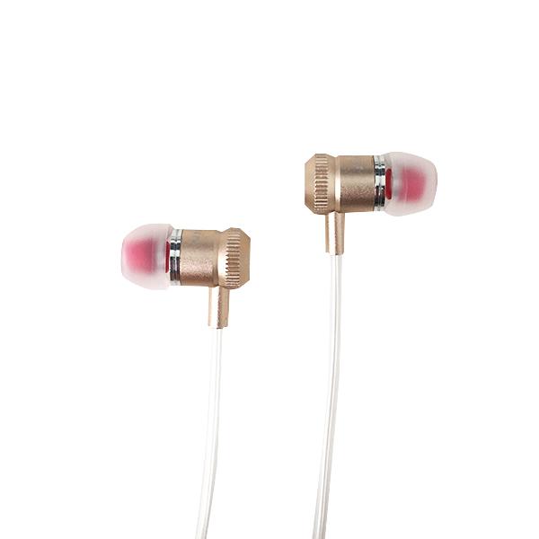 Gold Air Tube Anti Radiaiton Headset