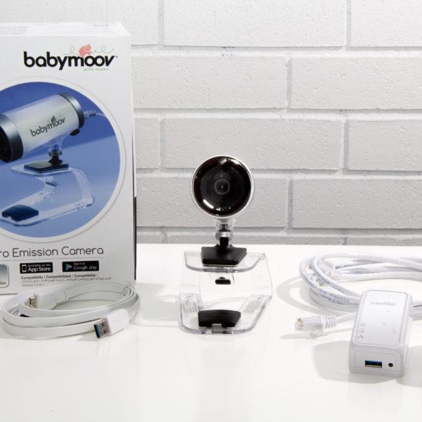 BabyMoov Anti Radiation No EMF Baby Monitor