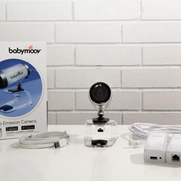 Baby Moov babymoov wired baby monitor No EMF